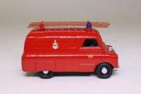 Corgi Classics 96906; Bedford CA Van; Blackburn Fire Brigade, Red with Ladder