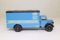 Corgi Classics D822/11; Bedford O Series; LNER Express Parcels Service Blue/Black