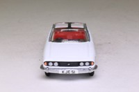 Dinky by Matchbox DY-28; 1969 Triumph Stag; Open Top, White