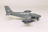 Dinky Toys 712; Beechcraft T-42A Cochise Trainer; US Army