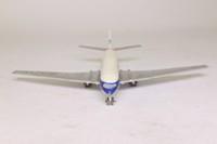 Dinky Toys 702; De Havilland (DH) Comet Jet Airliner; White Blue Silver, G-ALYV
