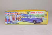 Atlas Dinky Toys 539; Citroen ID19 Break; Metallic Gold, White, Opening Tailgate