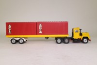 Corgi 1106; MACK R-Type Truck; Container Trailer, ACL