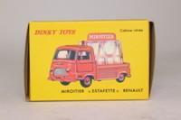 Atlas Dinky Toys 564; Renault Estafette Glazier's Truck; Miroitier