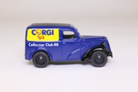 Corgi Classics D980/4; Ford Popular Van; Corgi Collectors Club 1989