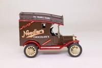 Corgi Classics C865/1; 1915 Ford Model T Van; Needlers Chocolates
