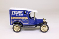 Corgi Classics C865/6; 1915 Ford Model T Van; Order of St John, Military Ambulance, Olive drab