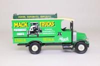 Corgi Classics C906/1; 1920 Mack AC Van; Mack Trucks