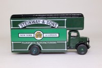 Corgi Classics C953/4; Bedford O Series Pantechnicon; Steinway & Sons, New York & London