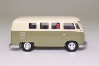Corgi Classics 06801; Volkswagen Transporter; Cream and Green