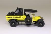 Models Of Yesteryear Code 3 1918 Crossley Lorry 45108