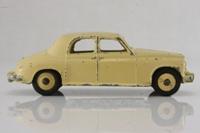 Dinky Toys 156; Rover 75; Cream, Cream Hubs