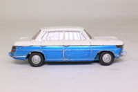 Dinky Toys 157; BMW 2000 TilLux; Blue, White, Flashing Indicators