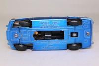 Dinky Toys 157; BMW 2000 TilLux; Blue, White, Flashing Indicators