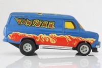 Dinky Toys 390; Ford Transit; Customised Freeway Cruiser - Vanpire