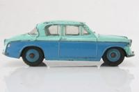 Dinky Toys 166; Sunbeam Rapier Mk1; Jade Green, Blue Lower Sides