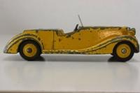 Dinky Toys 38b; Sunbeam Talbot