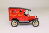 Corgi Classics C877; 1915 Ford Model T Van; Royal Mail