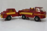 Corgi Q750; Qualitoys Turbine Trucks; Fire Engine & Trailer