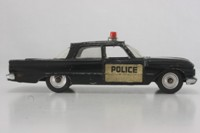 Dinky Toys 258; Ford Fairlane; USA Police Car