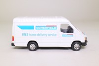 Corgi Classics 58117; Ford Transit Van; Somerfield Delivery Van, Free Home Delivery Service