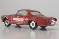 Dinky Toys 185; Alfa Romeo 1900 Super Sprint; Red