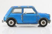 Dinky Toys 183; Morris Mini; Automatic, Blue Metallic