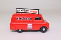 Corgi Classics D981/8; Bedford CA Van; The Star