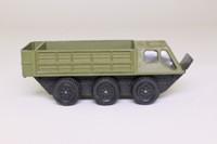 Dinky Toys 682; Alvis Stalwart Load Carrier; Olive Drab