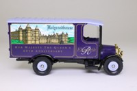Corgi Classics 97153; 1929 Thornycroft Van; Holyroodhouse, The Queen's 40th Anniversary