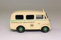 Corgi Classics CC06202; Morris J Van; Nottingham City Ambulance Service