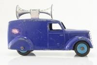 Dinky Toys 34c/492; Loudspeaker Van
