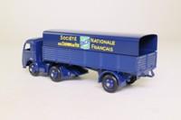 Atlas Dinky Toys 32AB; Panhard Artic Tilt Trailer; SNCF