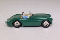 Atlas Dinky Toys 546; Austin Healey 100; Dark Green
