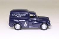 Corgi Classics 61209; Morris Minor Van; Royal Worcester; Excellent Boxed