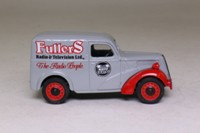 Corgi Classics D980/2; Ford Popular Van; Fullers Radio and Television