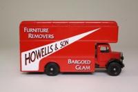 Corgi Classics 97195; Bedford O Series Pantechnicon; Howells & Son
