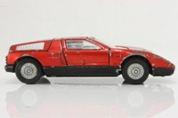 Dinky Toys 224; Mercedes-Benz C111; Metallic Red
