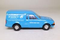 Corgi Classics 58301; Ford Escort Van MkIII 55; Securicor, Pony Express