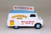 Corgi Classics 96905; Bedford CA Van; Chipperfields Circus Booking Van