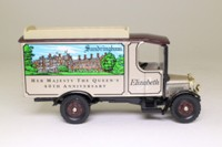 Corgi Classics 97151; 1929 Thornycroft Van; Sandringham, The Queen's 40th Anniversary