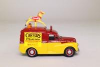 Corgi Classics 06601; Morris Minor Van; Carters Steam Fair Advance Publicity Van