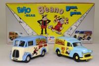 Beano 2 Pce Set, Biffo & Beryl