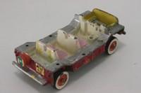 Dinky Toys 342; Austin Mini Moke; Metallic Green