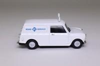 Corgi Classics 06004; Mini Van; White, RAC - Road Service