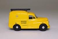 Corgi Classics 99803; Morris Minor Van; Post Office Telephones, Yellow