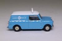 Corgi Classics 96952; Mini Van; RAC Radio Service