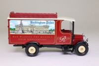 Corgi Classics 97150; 1929 Thornycroft Van; Buckingham Palace, The Queen's 40th Anniversary