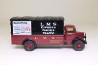 Corgi Classics 97120; Bedford O Series; LMS Express Parcels Traffic