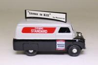 Corgi Classics D981/10; Bedford CA Van; Evening Standard
